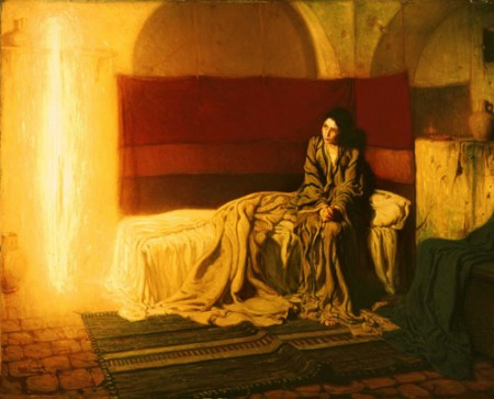 Tanner - The Annunciation