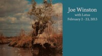 Photographer Winston explores SETX environs in February exhibition. Joe Winston grew up along the waterways of Southeast Texas and the Bolivar Peninsula. He always felt in tune with the environment and...