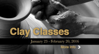 Ever wanted to play with clay? remember how fun it was in school? join us at The Art Studio for a fun filled time working in clay! Greg Busceme will […]