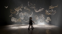 "'Contingent Beauty: Contemporary Art from Latin America' at MFAH ""The Beautiful is always strange."" — Charles Baudelaire. The word ""non-traditional"" is too trite to describe the exhibition that turned the […]"