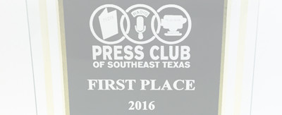 ISSUE named Best Magazine by Press Club