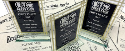 TASI, ISSUE win 11 awards at Press Club
